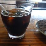 大鯛 - 食後のアイスコーヒー(平日のみサービス)