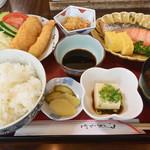 あじ処壱 - 料理写真:日替わりランチ