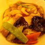 赤坂飯店 - 野菜たっぷり♪