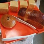 パン ドゥ ルアン - たくさん買ってしまいました。