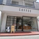 BENCH COFFEE STAND - 外観☆