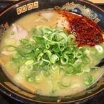 ラーメン横綱 - ラーメン 650円 (税込)