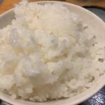 ながとも - 白ご飯