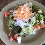 シュシュ - 料理写真:サラダ