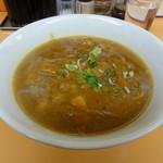 天華 - 料理写真:カレーラーメン