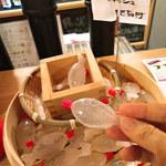 炭焼き牛タン酒場 ウシカイ - テキーラショット別売り