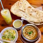 本格インド料理 サンデース - 料理写真:チキンカレー
