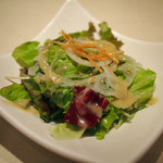 グラナダ・パンチェッタ - 料理写真:ランチサラダ