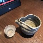 北の台所おんじき 新ばし家 - 日本酒②