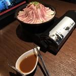 北の台所おんじき 新ばし家 - バラ焼き味噌味①