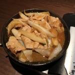 北の台所おんじき 新ばし家 - バラ焼き味噌味②