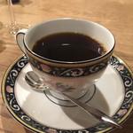 GIRINO - 食後のコーヒー