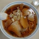 川柳 - ワンタンメン700円