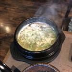 Yakinikuhorumonsegare - テールスープ