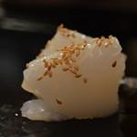 乙女寿司 - 料理写真:イカ刺身
