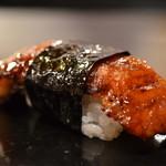 乙女寿司 - 鰻