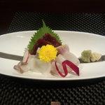鮨 肉 酒肴 志 - お造り