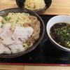 ラーメン庵 福一本陣 - 料理写真:期間限定冷やしつけ麺です☆ 2019-0811訪問