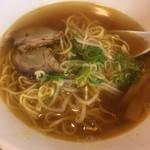 金明飯店 - 細麺お醤油
