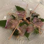 グランキオ - 料理写真:前菜