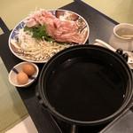 Kinokawa - 豚すき鍋