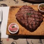 ステーキ共和国 - 料理写真:共和国ステーキ  エアーズロック