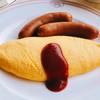 ホテルモリノ新百合丘 - 料理写真:オムレツ❤️ 美しい‼️