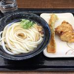 こだわり麺や - 料理写真:冷かけうどん