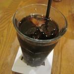 フジエダハウス - アイスコーヒー