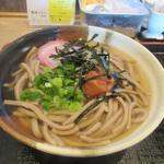 麺家れもん - 祖谷そばは徳島県三好市祖谷地方を中心に食されている郷土料理の蕎麦です。