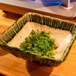 とりやき oniya - 薬味