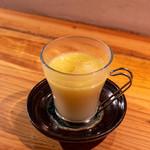 とりやき oniya - 鶏スープ