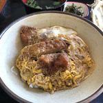 うどんの小町 - ミニカツ丼