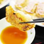 餃子の王将 - にんにくゼロ生姜餃子