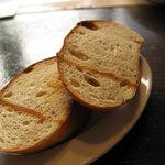 ohanaya - ohanaランチのパン