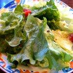 シュトゥーベン・オータマ - ('09/01)サラダ