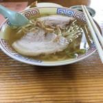 森田屋 - 料理写真:らーめん、600円。