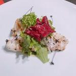 リストランテ ボンナターレ - 鮮魚の香草グリル