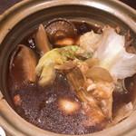 マレー・アジアン・クイジーン - チクテー (食べかけ)