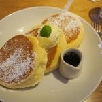 オリジナルパンケーキハウス - ・「ふわふわパンケーキ(¥1188)」