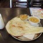 インド&ネパール料理 ポカラ - 料理写真:暫く待つとAランチセット790円の出来上がり。