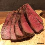 肉バルサンダー - 山形村 短角牛