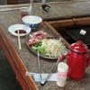 ロマンの森共和国バーべキュー - 料理写真: