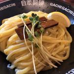 二丁目つけめん ガチ - 『つけ麺DX』1000円