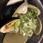 zensekikoshitsuizakayakyuushuuwashokuhasshuu - 蛤の酒蒸し