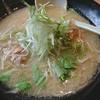 麺屋 花蔵 - 料理写真:鶏ごぼうらーめん みそ