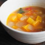 風と手と土 - スープ