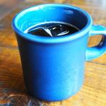 風と手と土 - コーヒー