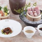中国料理 舜天 - 9月10月おすすめディナー「紅秋」