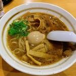 徳島ラーメン 麺八 -